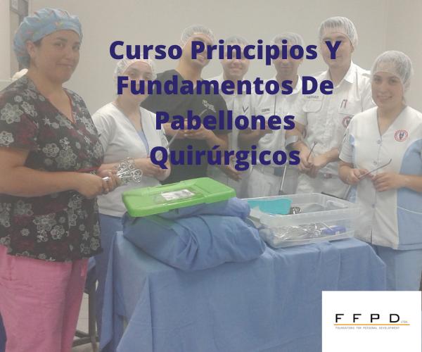 Principios y fundamentos de pabellones quirúrgicos